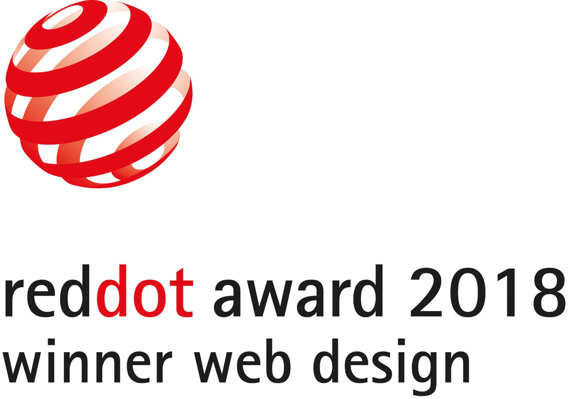 iDefendo.com won the prestigious Red Dot Award